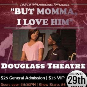 But Momma, I Love Him Gospel Stage Play